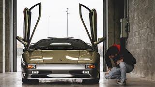 Lamborghini Diablo SV - Davide Cironi Drive Experience (ENG.SUBS)