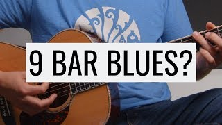 9 Bar Blues? Yep...it's a thing