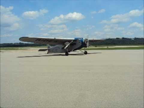 Ford Trimotor at Lunken