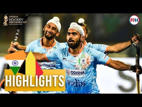 India v Belgium | Odisha Men's Hockey World Cup Bhubaneswar 2018 | HIGHLIGHTS Mp3
