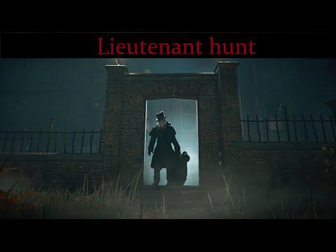Assassin's Creed Syndicate - Lieutenant Hunt (Whitechapel) 100% Sync | Jack The Ripper (DLC) |