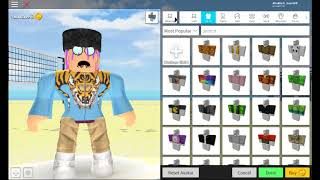 How to be lil pump In robloxian high school