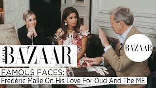 Famous Faces: French Perfumer Frédéric Malle On His Love For Oud And The Middle East