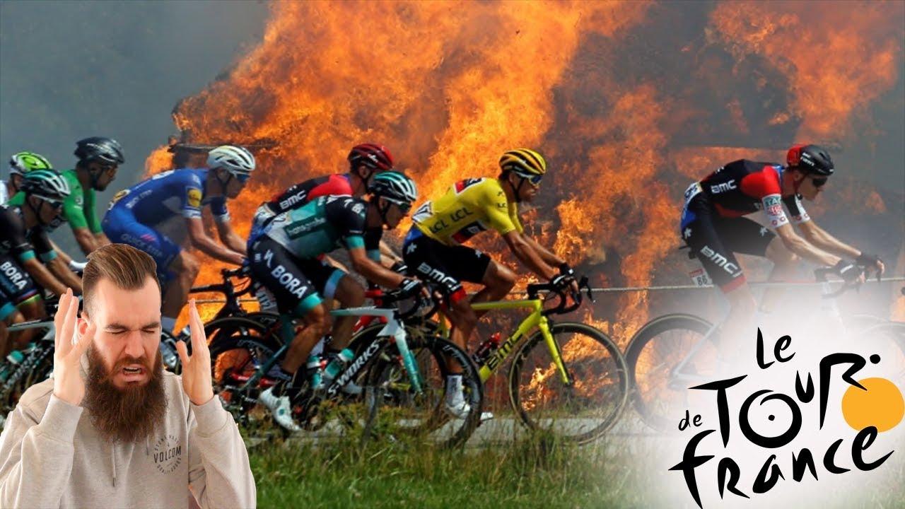 I Hate The Tour De France