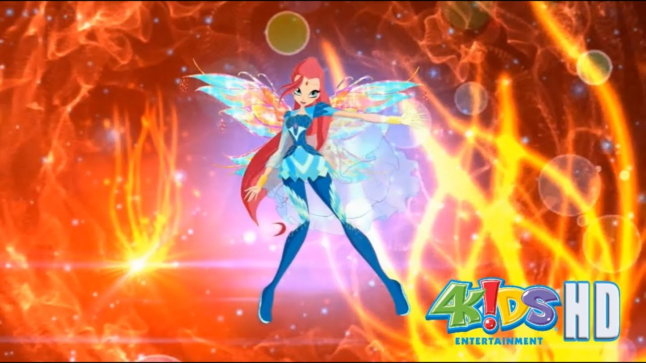 Winx bloom bloomix transformation 4kids style youtube - Winx magic bloomix ...