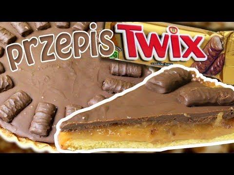 Ciasto Twix Przepis Kuchniarenaty
