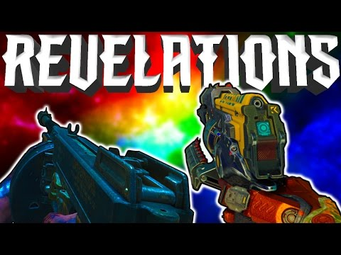 Revelations ALL NEW Weapons Pack a Punched (M1927, RIFT E9, BANSHII And PEACEKEEPER MK2)