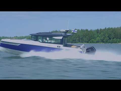 Saxdor 320 GTC - Drivability like no other