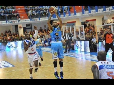 Highlights Jarrius Jackson (Vanoli Cremona - andata Serie A Beko 2013/14)