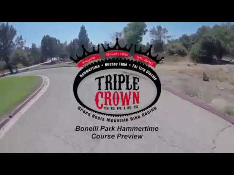 Triple Crown Hammertime Course Preview