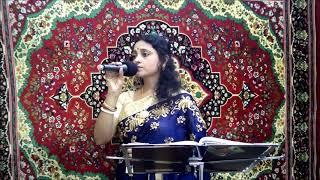 tu shayar hai main teri shayariतु शायर है मैं तेरी सायरीsaajan songs 1991 covered by gitasree roy