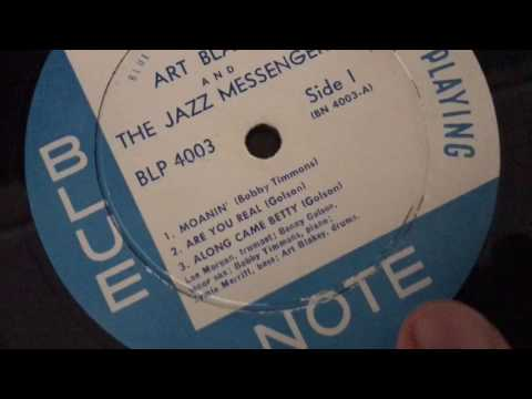 The Vinyl Guide - Blue Note 47 w 63rd Record Labels 101