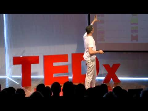 TEDxJaffa -- Ronny Edry -- Designing a vision of peace
