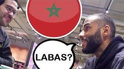 24H nur Marokkanisch sprechen mit türkischen Freund