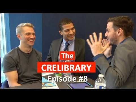 Blockchain Revolution with Polymath's Graeme Moore | CRELIBRARY Episode #8
