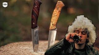 Лучший бушкрафтерский нож в мире? | DBK на русском | Перевод Zёбры
