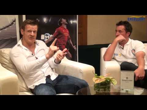 Marco Robinson's Financial Freedom Lifestyle - TV Excellent Interview with Marco and Robbie Fowler