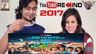 YouTube Rewind -The Shape of 2017 || @YouTubeRewind || Indian Reaction