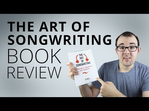 The Art Of Songwriting Book Review // Episode 25