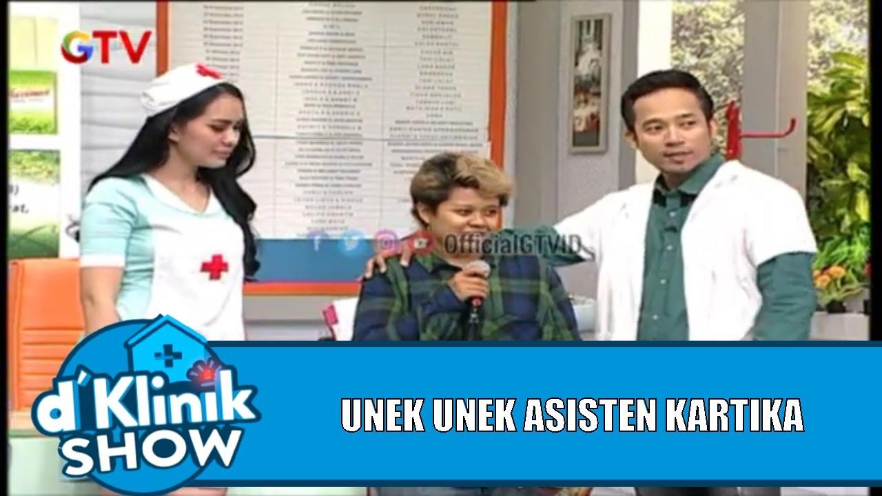 Hmm Ternyata Asistennya Kartika Banyak Unek Unek Yang Pengen Disampain |D'Klinik Show| Eps.81 |(5/5)