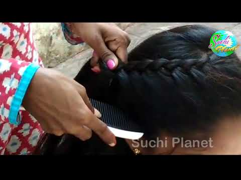 Beautiful Hairstyles | hair style for girls | Suchi Planet