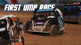 iRacing: First UMP Race! (UMP Modifieds @ Lanier)