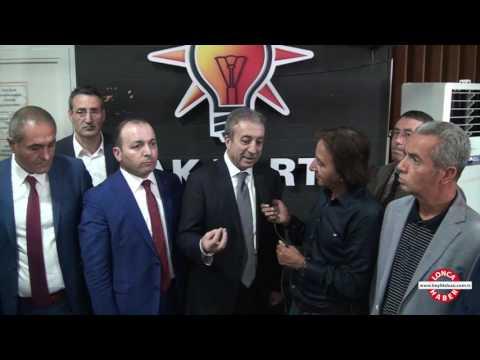 AK Parti Genel Başkan Yardımcısı Mehmet Mehdi Eker