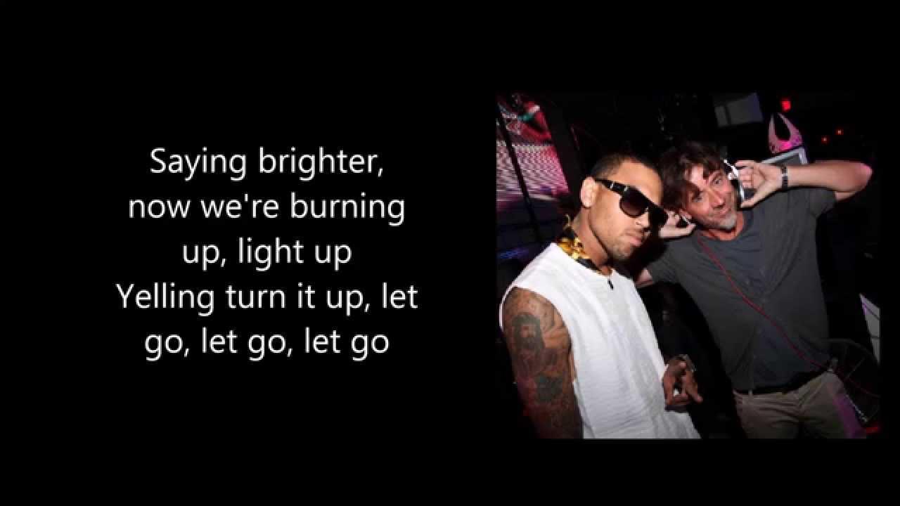 9139dd8148 Benny Benassi ft. Chris Brown - Paradise LYRICS LYRIC VIDEO - YouTube