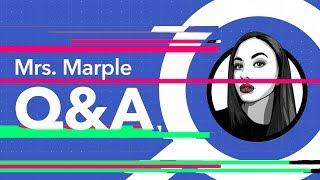 Mrs.Marple | Вопрос - ответ