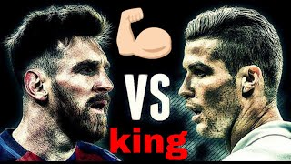 Ronaldo Vs Messi | War of the best | Famous Footballers Opinion | 2019