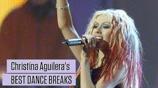 Christina Aguilera's Best Dance Breaks