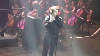 Raphael REsinphónico. Cómo yo te amo y fin del concierto. Cádiz 10.12.2018