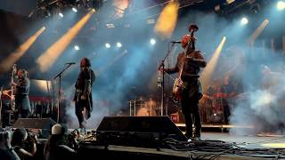 The HU - Agaar Negen Bui (The Same) 28.06.2019 - Tons of Rock - Norway - Blackie Davidson 4K