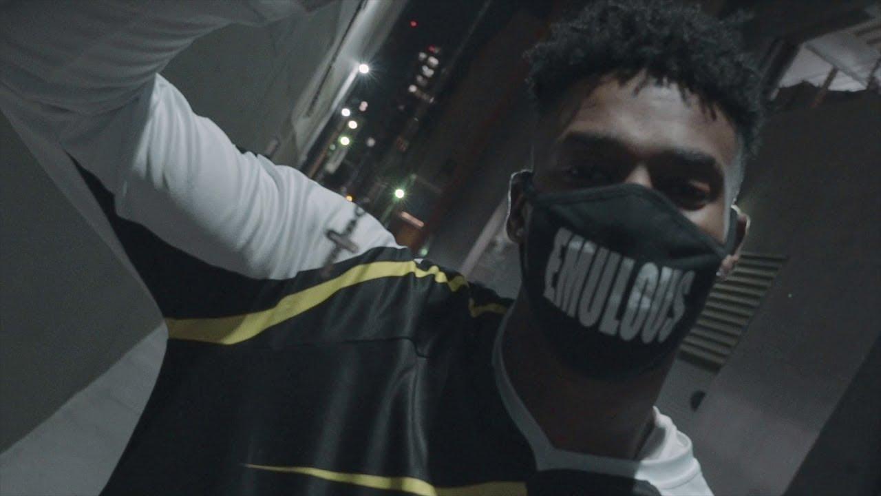 Christian Rap | CJ Emulous - Walk music video