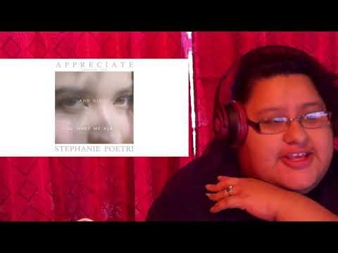 Reaction To Stephanie Poetri - Appreciate English Ver. (LYRICS)