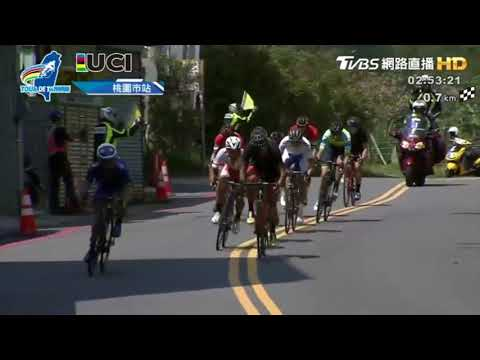 Tour of Taiwan 2018 - Stage 2 (Last km) - Cycling Reviews #219