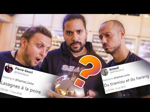 ON DÉGUSTE LES MEILLEURS MIX'N'TWIST (cuisinés Par Un Grand Chef)
