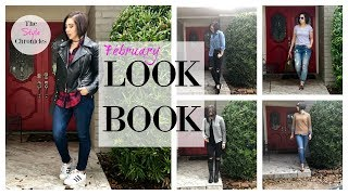 February Lookbook   Fashion Inspiration   The Style Chronicles