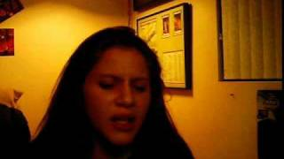 Me singing On My Own. After weeks of being busy and sick, I finally...