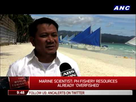 Scientist: PH Fishery Resources 'overfished'