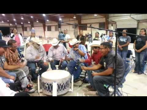 Wild Band of Comanches at Comanche Nation Fair 2013