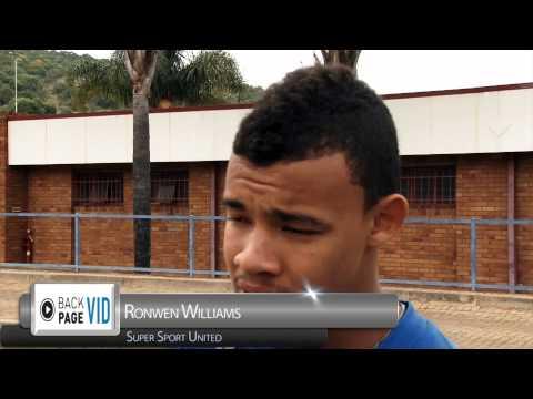 Young SA keeper Ronwen Williams deserves a Bafana call-up