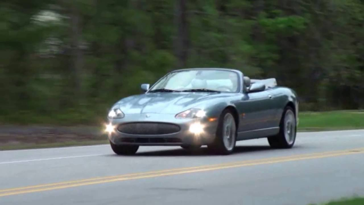 2006 jaguar xkr victory edition frost blue ivory walk around and test drive