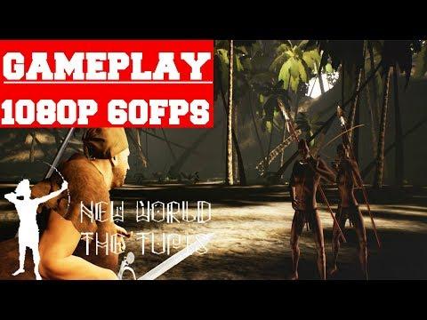 New World The Tupis Gameplay (PC)