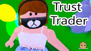 Baixar Trust Trader Trying To Scam ? Can I Catch Another Scammer in Adopt ME Roblox Game
