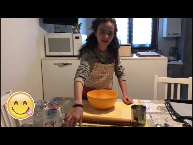Lucia - Waingunga - Cucina in casa Marzo 2020