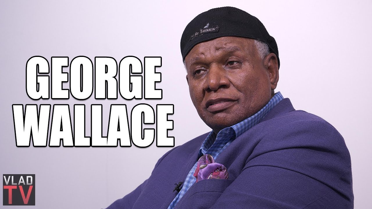 George Wallace showing his natural a** (Part 6)