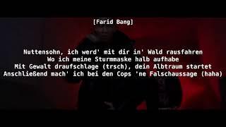 18 Karat feat. Farid Bang • KOMM INS CAFÉ 2 • [LYRICS]