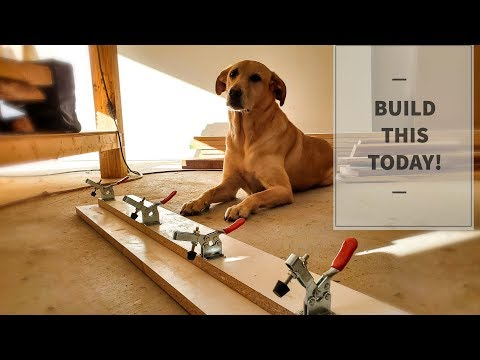 Don't Wait to Make This Woodworking Jig Like I Did - Build it NOW!