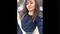 Zendaya Instagram videos